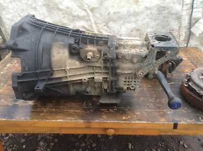 ford transit mk6 rwd 5 speed gearbox with 4 bolt prop