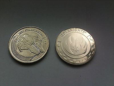 Set R 2 Star wars revenge of the sith coins