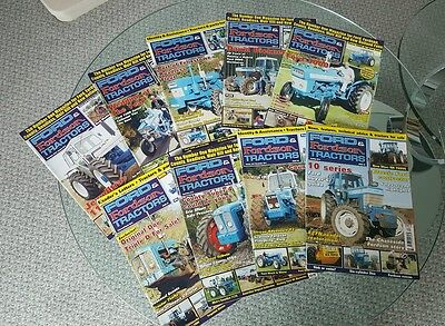 Ford & Fordson Tractor Magazines