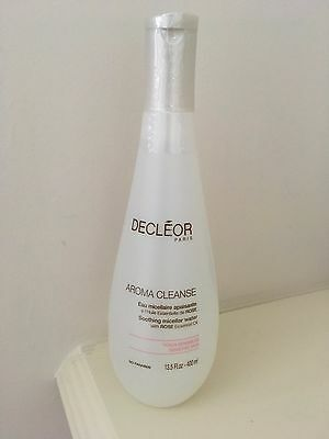 Decleor Aroma Cleanse Soothing Micellar Water 400ml