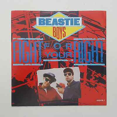 """Beastie Boys - (You Gotta) Fight For Your Right (To Party) - 7"""" Vinyl Single"""