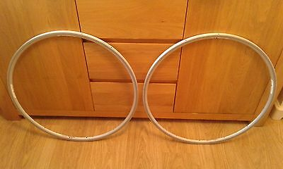 New NOS Campagnolo Seoul 88 satin 28h rims