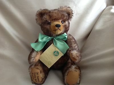 Hermann Spielwaren Old German Bear (Rare) 1993 International Eurodoll Winner