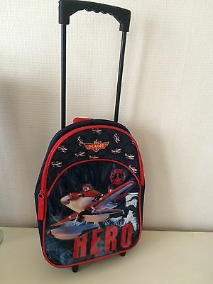 Cartable Disney PLANES 2 SAC A DOS TROLLEY neuf achat immediat
