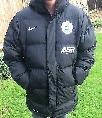 QPR Bench Jacket - Black - RRP £79.99 - Various Sizes