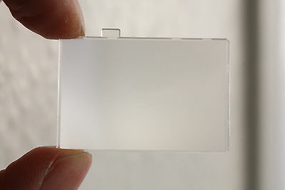 MINOLTA AF 9000 STANDARD FOCUSING SCREEN (other parts available-please ask)