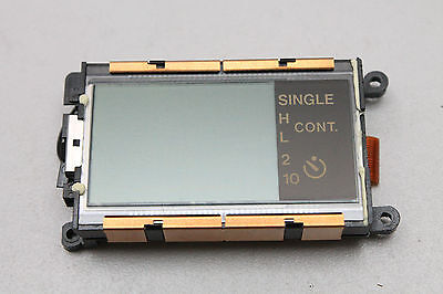 CANON T90 LCD PANEL (other parts available-please ask)