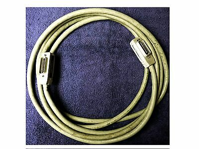 12' (3.6m) GPIB IEEE-488 Cable