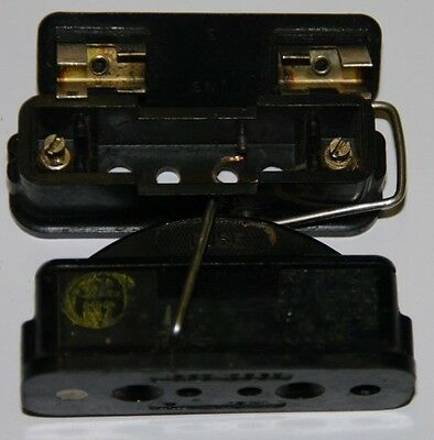 Fuse Holders - new old stock - x2