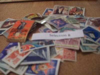 100 Stamps Of Russia Selection B