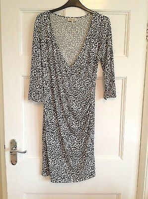 next maternity dress size 10 Excellent condition worn twice