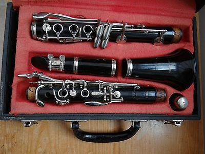 Clarinet, Boosey And Hawkes,london.regent.