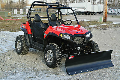 Polaris RZR S 800 EFI WARN Plow Only 225mi  Financing and Shipping Available