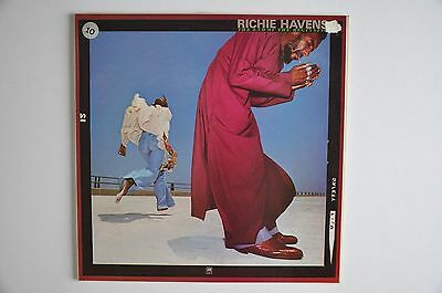 Richie Havens : Original 1976 Uk Vinyl Lp. The End Of The Beginning. A1/b1.