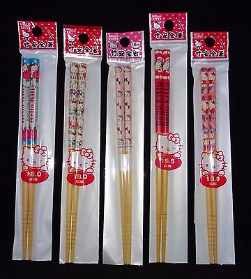 Hello Kitty Chopsticks - Collectors Items - Ornaments - Not Available in UK
