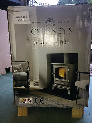 Wood burning Stove Chesney Beaumont 4 series