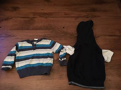 baby boys jumpers 9-12 months