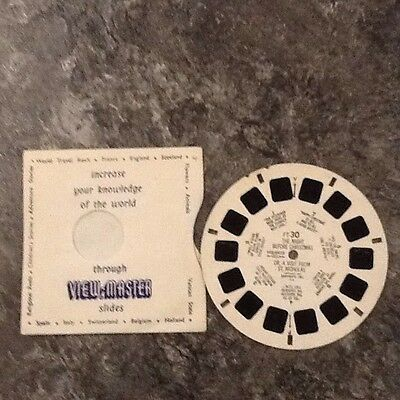 View Master Reel The Night Before Christmas