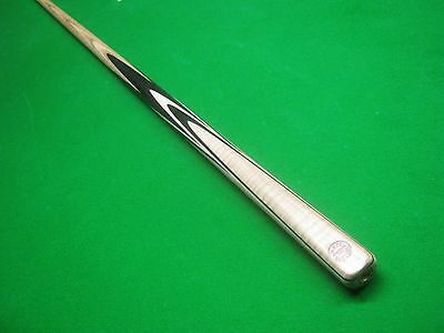Hand Made One Piece Snooker Cue - James Butters