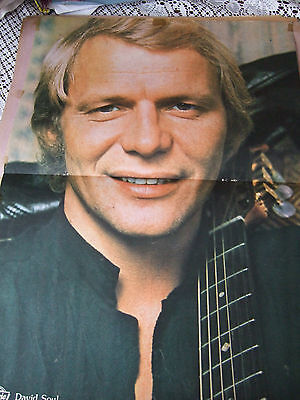 David Soul Pictures & Cuttings Vintage.