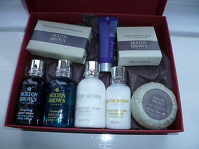 molton brown gift set (new in box)