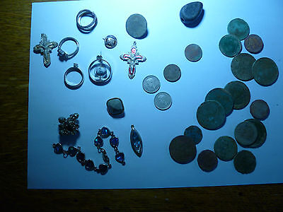 Metal Detecting finds from old Sussex Parks