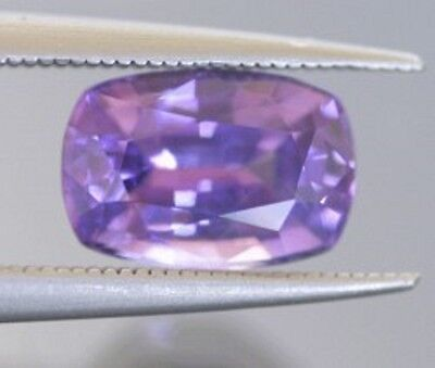 Loose natural unheated purple sapphire 1.34cts