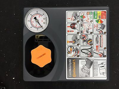 Genuine Continental Conti Mobility Kit, Tyre Inflator/Compressor - FAST POST