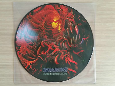 Carnage - Dark Recollections - Picture Lp - Limited 250 Copies - Rare - New
