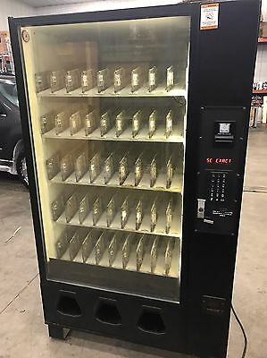 ECC 45 Selection Multi Price Soda Beverage Vending Machine Bill Changer