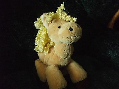 """Horseadoodle 13"""" tall x 10"""" long by Princess Soft Toys 2002"""