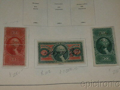 {epictronic/rw/ US Revenue Collection/ SCV $16,000.00+/Guaranteed/Scarce find}