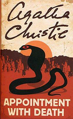 Poirot - Appointment with Death by Agatha Christie | Paperback Book | 9780007119