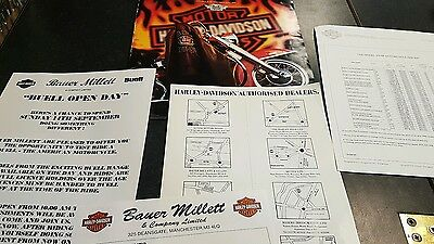Harley Davidson Motorclothes Apparel & Accessories Fall 1997