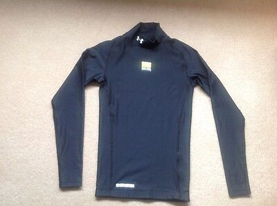Mens Under Armour Cold Gear Compression Top Size Small BNWT