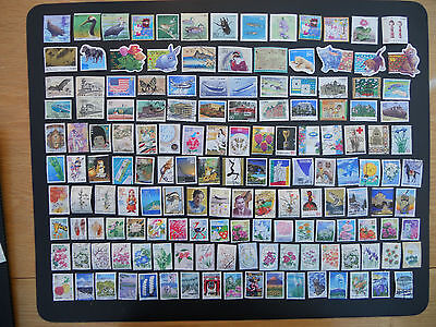 Japan stamps. 150 different pictorials used off paper includes prefectures. 162