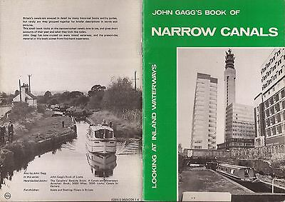 John Gagg's Book Of Narrow Canals - Looking At Inland Waterways Series.