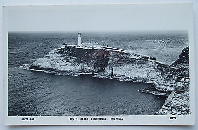 South Stack Lighthouse, Holyhead Postcard