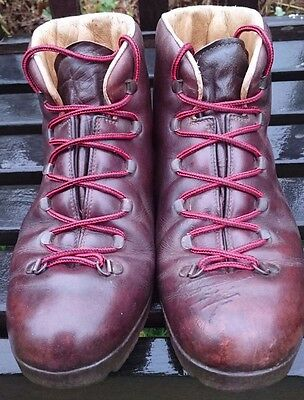 Made In Italy St. Moritz Walking Hiking Boots Shoes  - Eu43 - Uk9