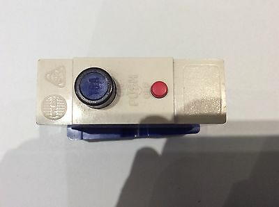 wylex push button mcb 15amp used