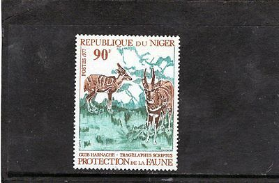 Niger - 1977 U/mint Fauna Protection Issue.