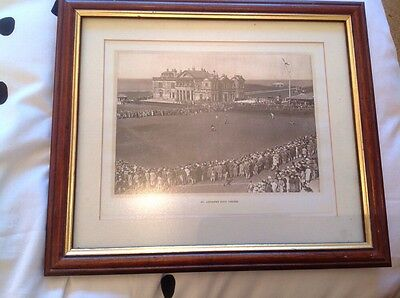 Ben Hogan St Andrews Golf Course Print/photo(collection only)
