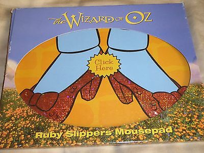 New Warner Brothers Wizard Of Oz Mouse Pad New In Box 1999