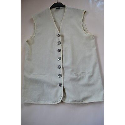 GILET DONNA IN STILE TIROLESE Tg.46 Country Life