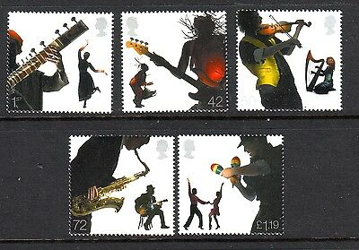 2006 Sounds Of Britain Set U/m - Below Face