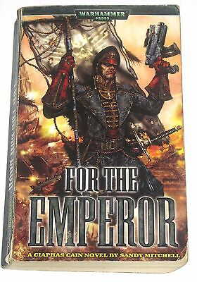 For the Emperor by Sandy Mitchell Warhammer Black Library