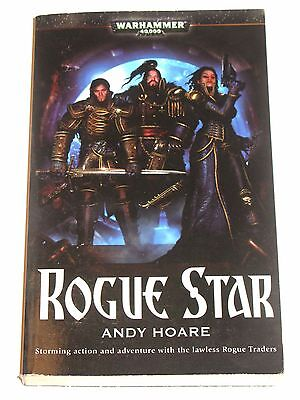 Rogue Star by Andy Hoare Warhammer Black Library