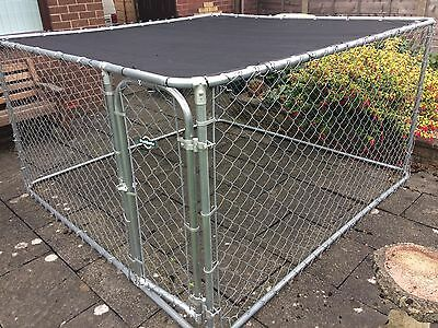 Dog Run. Dog Shelter. Kennel. Canine Concepts. New.