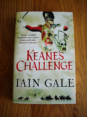 VGC! Iain Gale - Keane's Challenge Paperback Book