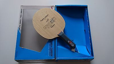 Butterfly Timo Boll Spirit ST handle Old Black Tag